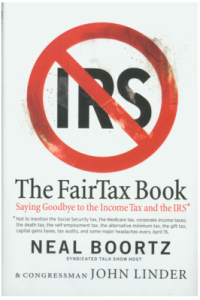 The FairTax Book_Neal Boortz and John Linder