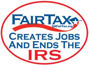FairTax Creates Jobs and Ends the IRS