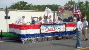 Invite the FairTax to your next meeting or local events!!