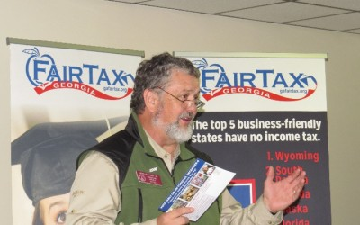 GA Rep. Emory Dunahoo Rallies FairTax® Advocates for Georgia Bill