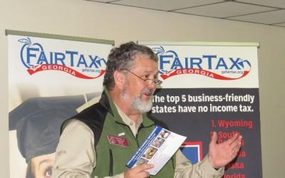 GA Rep. Emory Dunahoo Rallies FairTax® Advocates for Georgia Bill