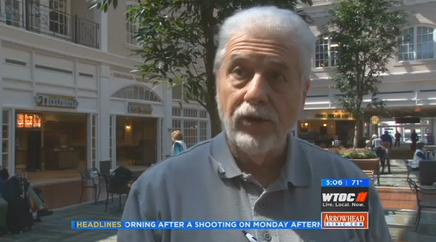 Savannah News Station Interviews Georgia FairTax Board Member Mike Warlick About HB-1141
